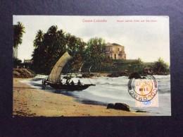 AK   CEYLON  SRI LANKA  COLOMBO - Sri Lanka (Ceylon)