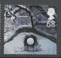 Great Britain 2003 68p Ice Hole Issue  #2169 - 1952-.... (Elizabeth II)