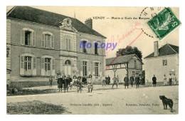 VENOY - Mairie Et Ecole Des Garçons - Venoy