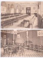 2 Cpa Lobbes  1931 - Thuin