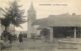 01 - AIN - Longecombe - Place De L'Eglise - Autres Communes