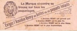 AMIDON REMY ( Louvain Wygmael ? ) - Produits Ménagers