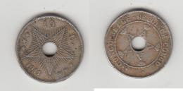 CONGO BELGE - 10 C 1911 - Belgique