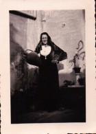 FOTOGRAFIA DELLA ZIA IN COSTUME SARDO - CAGLIARI - 1939 - Personnes Identifiées