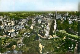 MONDOUBLEAU.La Tour Xe Siecle.Vue Générale N°485 Cpsm - Sonstige Gemeinden