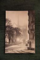 MONIER - Notre Dame Un Soir De Neige - Monier