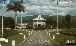 TARJETA TELEFONICA DE JAMAICA (15JAMA) (848) - Jamaica