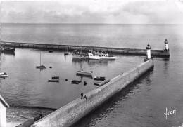 ¤¤   -  Ib.  6015   -   BELLE-ILE-en-MER   -   LE PALAIS  -  L'Entrée Du Port   -  Les Phares  -   ¤¤ - Belle Ile En Mer