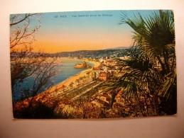 Carte Postale Nice Vue Générale Prise Du Chateau (Petit Format Couleur Non Circulée) - Nice