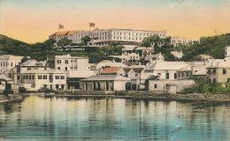 ANTILLES - BERMUDES - BERMUDA - The New St. George Hotel - Bermudes