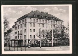 AK Zwickau, Hotel Wagner - Zwickau