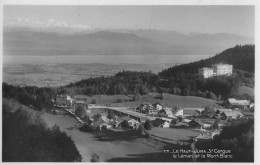 ST.CERGUE → Le Haut-Jura, Ca.1950 - VD Vaud