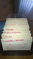 Lot De  369 CPM (REPRODUCTIONS) – Série « CARTES POSTALES DU TEMPS PASSE » - 100 - 499 Cartes