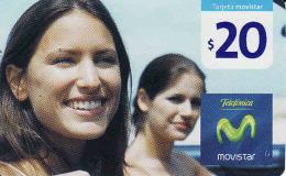 Argentina, Movistar - Telefonica, Nominal 20 - Argentinien