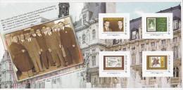 Feuillet Collector Salon Automne - Non Plié - Superbe - Frankrijk