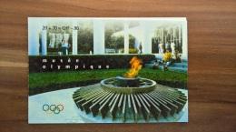 Markenheft Musée Olympique/IOC/IOK/CIO 2000, Postfrisch/MNH - Dienstpost