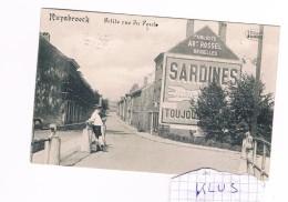 Ruysbroeck Petite Rue Du Ponte Zeldzaam - Sint-Pieters-Leeuw