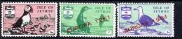 Isle Of Jethou  CEPT ** MNH Postfrisch Neuf - Regionalmarken
