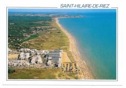 85 - SAINT-HILAIRE-DE-RIEZ - Les Mouettes - Edition MIEGEVILLE-DELEVILLE N° 12.A - Saint Hilaire De Riez