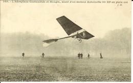CPA  L'aéroplane GASTAMBIDE Et MENGIN, Muni D'un Moteur Antoinette  4807 - 1914-1918: 1a Guerra
