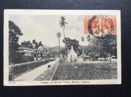 AK   CEYLON  SRI LANKA  KANDY - Sri Lanka (Ceylon)