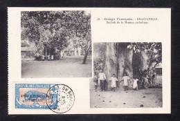 CGO-10 BRAZZAVILLE BAOBAB DE LA MISSION CATHOLIQUE - Brazzaville