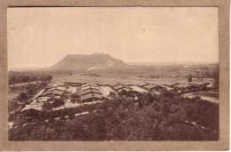 ALLEMAGNE - LUDWIGSBURG EGLOSHEIM - GUERRE 1914-18 - KRIEGSGEFANGENEN LAGER - CAMP DE PRISONNIERS - VUE EXTERIEURE - Guerre 1914-18