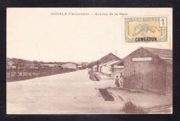 CMR-04 DOUALA AVENUE DE LA GARE - Cameroon