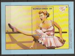 MOZAMBIQUE 1999, I Love Lucy - Mozambique