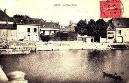 70 / GRAY / LE QUAI VERGY - Gray