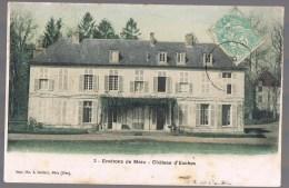 Château D'ESCHES . - Estrees Saint Denis