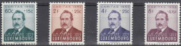 Luxemburgo 1952 Nº 461/64 Nuevo - Luxembourg