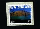 NEW ZEALAND - 2001  40 C. TOURISM  PERF. 10 PHOSPHOR  COATED  EX COIL  MINT NH - Nuova Zelanda