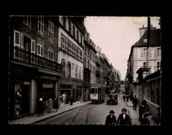 29 - BREST - Rue De Siam - Tramway - Brest