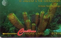TARJETA TELEFONICA DE ST. VINCENT & THE GRANADINES. (101CSVA) - St. Vincent & The Grenadines