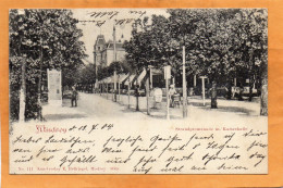 Miedzyzdroje Misdroy 1904 Postcard - Pologne