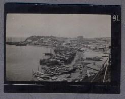 VLADIVOSTOK Vladivostock  Wladiwostok Port  Russian Civil War 1920y.  Photo      C456 - Russie