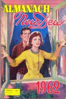 Magazine L' Almanach Nous Deux - 1962 - Livres, BD, Revues