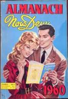 Magazine L´ Almanach Nous Deux - 1960 - Livres, BD, Revues