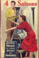 Magazine Mode - 4 Saisons - Revue Pratique De La Femme - 1953 - Livres, BD, Revues