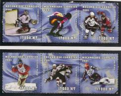 MOZAMBIQUE 2001 Winter Olympic Games Salt Lake City - Winter 2002: Salt Lake City