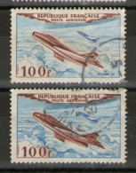 N° 30°_1 Ton Clair_1 Foncé - 1927-1959 Matasellados