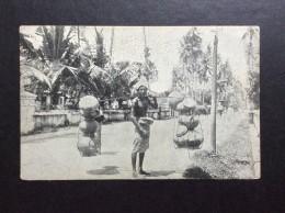 AK   CEYLON   COLOMBO    PINGO CARRIER - Sri Lanka (Ceylon)