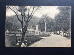 AK   CEYLON   SRI LANKA   THE MONUMENT TO SIR HENRY WARD - Sri Lanka (Ceylon)