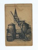 CPA  Tachée-  Vieux Tournus  - Porte De L´Abbaye - Autres Communes
