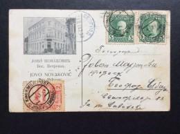AK   BOSNIA   BOSNA  BOSANKSI PETROVAC    1913 - Bosnia And Herzegovina