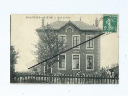 CPA  - Dampierre En Bresse  - Ecole De Filles - Autres Communes