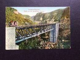 AK   BOSNIA   BOSNA  SARAJEVO   OSTGRENZE   PARTIE AN DER SERBISCHEN  GRENZE - Bosnia And Herzegovina
