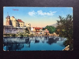 AK   BOSNIA   BOSNA   TREBINJE  1914 - Bosnia And Herzegovina