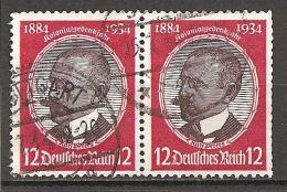 DR 1934 // Michel 542 O Paar (5796) - Deutschland